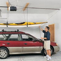 Harken Hoister Canoe & Kayak Lift System, 15-60 lbs, 4 Point, 10' Lift