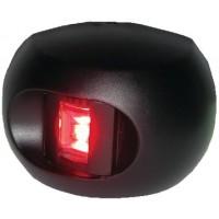 Aqua Signal, LED Port Side Mount Black, 343027
