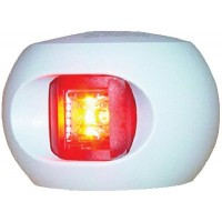 Aqua Signal, LED Port Side Mount White, 343037