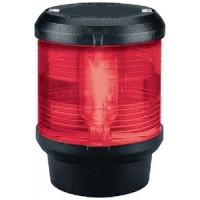 Aqua Signal, Light A/R Ped Red Lens Black, 400047