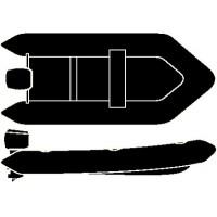Attwood, Cvr Inflatable Bb 9'6
