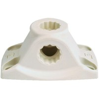 Attwood, Combo Mount Heavy Duty White, 5011W7