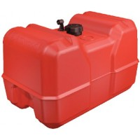 Attwood, Epa Compliant Fuel Tank, 12 Gal. w/Gauge, 8812LPG2