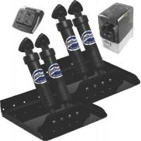 Bennett, 12 x 12 Performance Sport Tabs System w/Rocker Switch Control, ST12