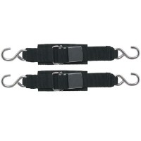 Boatbuckle, Transom SS Kwik-Lok 2 Hook 2Cd, F12066