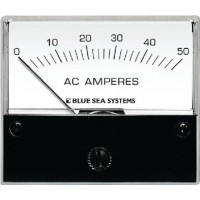 Blue Sea, Ammeter Ac + Coil 50A, 9630