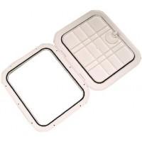 Bomar, Hatch Access 10X30 Cream, G7103022