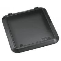 Bomar, Hatch 927 Black/Acr W/Trim & Scr, G9661111