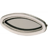 Bomar, Flagship Series Stainless Steel Elliptical Portlight, S5166SS