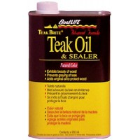 Boatlife, Teak Bright Teak Oil-Qt., 1088