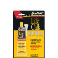 Boatlife, Life Calk 1 Oz Tube White, 1305
