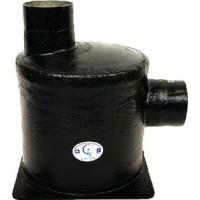 Centek Industries, Muffler-Vrnlft 1.5X1.5Side/Top, 1500071