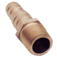Conbraco, Pipe To Hose Adapter 1/2, 6500756