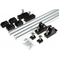 Carver, 2' Slide Track Kit 1Pr/Pk, 62000