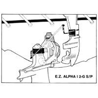 EZ Steer, Outboard To Sterndrive Auxiliary Motor Steering Kit, Alpha I Gen 2, EZ37002
