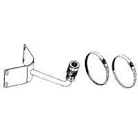 EZ Steer, Auxiliary Bracket Assembly, 3