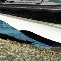 Hamby's Protector, 6' Black Beaching Bumper, 60206