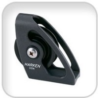 Harken, 57mm (2.25) Single Over The Top Block , 3002