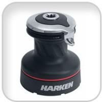 Harken, Radial 2 Speed Aluminum Self-Tailing Winch, 35.2STA