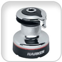 Harken, Radial 2 Speed Chrome Self-Tailing Winch, 35.2STC