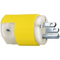 Hubbell, Insulgrip Plug, HBL52CM66C