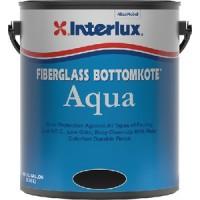 Interlux, Fiberglass Bottomkote<sup>&Reg;</sup> Aqua, Black 3-Gal., YBA5793