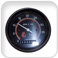 Westerbeke, Meter, Tachometer 0-4000Rpm, 12V, 11917, 011917
