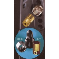 McGard, Outboard Lock 50Hp Yamaha & Up, 74037