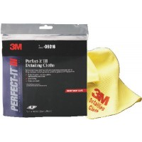3M Marine, Perfect-It<sup>TM</sup> Yellow Detailing Cloth, 06016