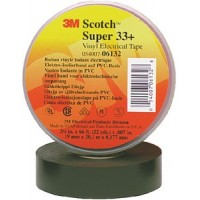 3M Marine, 33+ Electrical Tape 3/4 X 20, 06130
