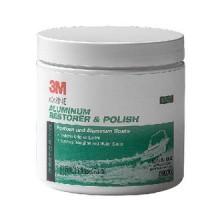 3M Marine, Aluminum Restorer & Polish Paste, 18 oz., 09020