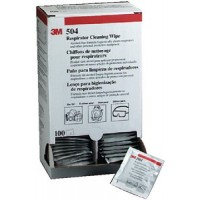 3M Marine, Respirator Cleaning Wipes, 504