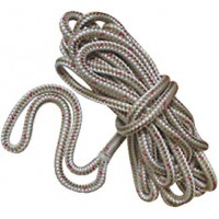 New England Ropes Inc, Double Braided Dockline, 1/2