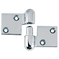 Perko, Right Hand Pull Apart Hinge, 0152DP0CHR