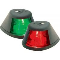 Perko, Horz Mt Side Lights - Black, 0253B00DP1