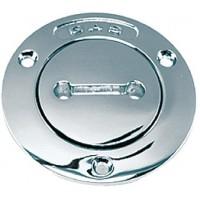 Perko, Deck Plate Cap Chrome, 0520DP099A