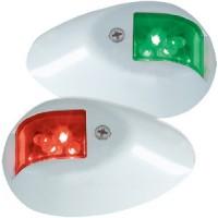Perko, LED 12V White Sidelights Pr/Bx, 0602DP1WHT