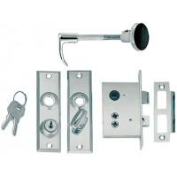 Perko, Mortise Lock Set, 0927DP0CHR