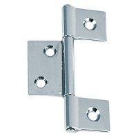Perko, Non-Mortised Hinges, 0957DP0CHR