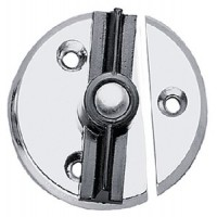 Perko, Door Button W/Spring, 1216DP0CHR