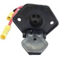 Rig Rite, OEM 3 Wire Trolling Motor Receptacle, 455