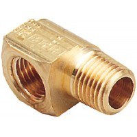 Seachoice, Brass Tank Elbow-1/4 X 90 Deg, 20831