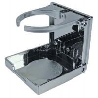 Seachoice, Chrome Adjustable Drink Holder, 79411