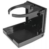Seachoice, Black Adjustable Drink Holder, 79461