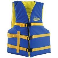 Seachoice, Blue/Yell XL Adult Vest 40-60, 86240