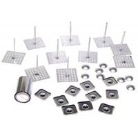 Soundown, Aluminum Installation Kit, HPAD25DK10