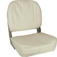 Springfield, Econ Fold Chair White, 1040629