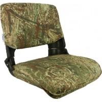 Springfield, Skipper Fold-Down Chair w/Cushions, Mossy Oak, 1061021