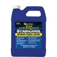 Star Brite, Star Cool<lt/>Sup<gt/>&Reg;<lt/>/Sup<gt/> Synthetic Engine Coolant, 64 oz., 33264