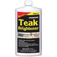 Star Brite, Premium Teak Brightener, Gal., 81500